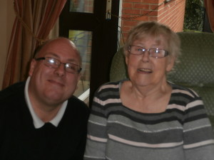 Raymond interviewed Brenda about her life at St Cath's